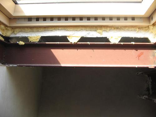 Detalles constructivos problemas con las obras - Cubierta chapa galvanizada ...